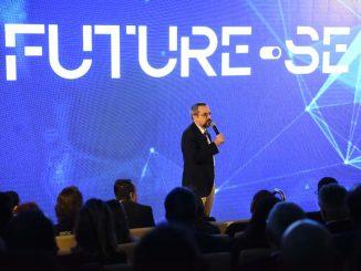 Ministro da Educação Abraham Weintraub em apresentação do programa Future-se