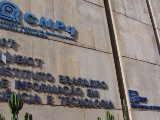 Prédio do CNPq.