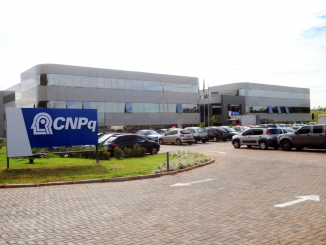 fachada do CNPq