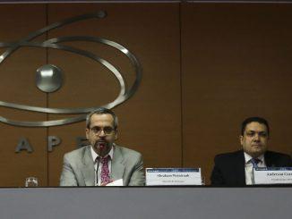 Ministro da educação, Abraham Weintraub, e presidente da Capes, Anderson Correia