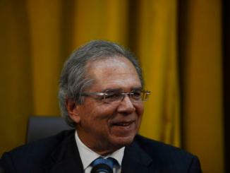 Paulo Guedes, mininstro da Economia