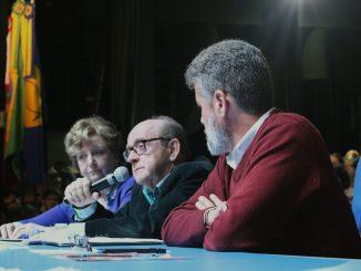 Reitor da UFSC, Ubaldo Cesar Balthazar
