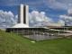Foto da fachada do Congresso Nacional, em Brasília