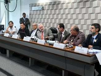 Comissão da Educação da Câmara discute projeto Future-se e a situação das universidades federais.
