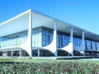 Palácio do Planalto.
