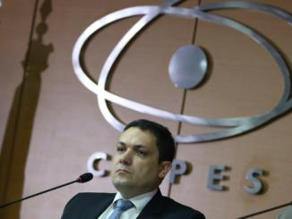presidente da Capes, Anderson Correia