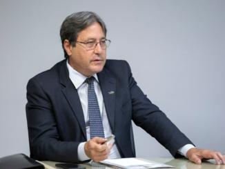 Roberto de Souza Salles, ex-reitor da Universidade Federal Fluminense (UFF) e coordenador do Grupo de Trabalho sobre Educação Superior