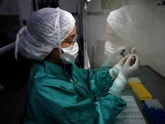 Cientista coronavírus