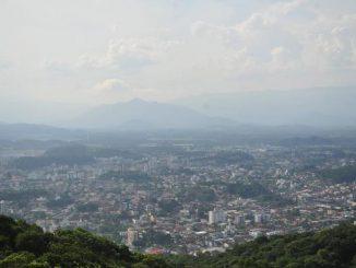 Apesar de ser a mais populosa do Estado, Joinville estava abaixo das dez mais em relação ao número de casos por 100 mil habitantes(Foto: Patricia Della Justina, NSC Total)