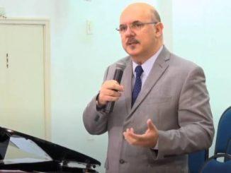 Pastor Milton Ribeiro. Divulgação