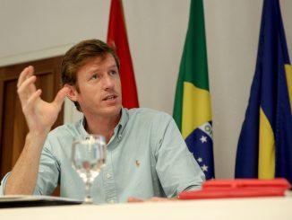 Secretário de Planejamento da UFSC, Fernando Richartz. Foto: Karina Ferreira