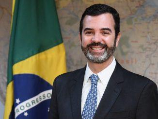 Ricardo Braga, ex-secretário de Regulação e Supervisão da Educação Superior do MEC — Foto: Luís Fortes/MEC
