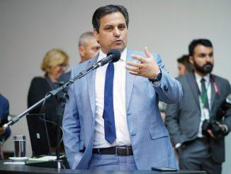 Marcelo Brum (PSL). Pablo Valadares/Câmara dos Deputados Fonte: Agência Câmara de Notícias