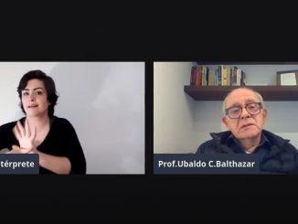 audiência DCE, reitor Ubaldo Balthazar