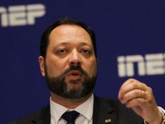 Presidente do Inep, Alexandre Lopes. Foto: Agência Brasil