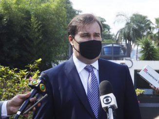 Rodrigo Maia. Luis Macedo/Câmara dos Deputados