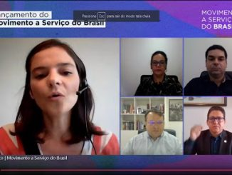 Movimento a Serviço do Brasil. Divulgação