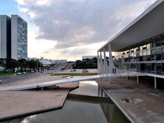 Palácio do Planalto. Foto: Thiago Melo/Agência Senado