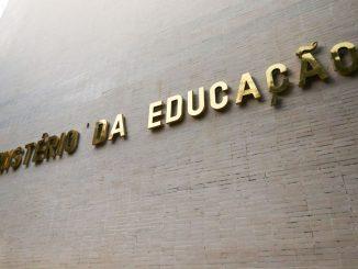 Prédio do Ministério da Educação. Foto: Marcelo Camargo/Agência Brasil