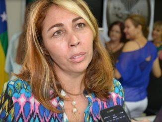 Izabel Lima Pessoa, que era secretária de Educação Básica do MEC — Foto: Eugênio Barreto/Secretaria de Educação de Sergipe