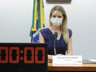 Luísa Canziani será relatora do projeto que prevê a regulamentação do ensino domiciliar Foto: Divulgação