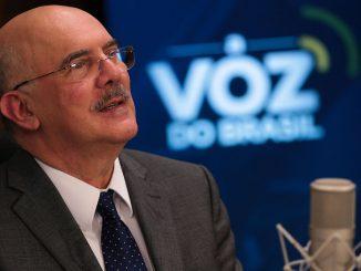 MEC Pastor Milton Ribeiro. Foto: Marcello-Casal-Jr-Agencia-Brasil