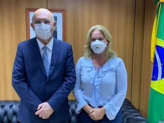 Claudia Mansani Queda de Toledo assumirá a presidência da Capes Foto: Divulgação/MEC