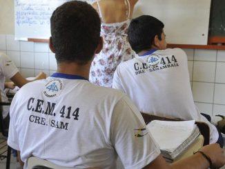 Censo escolar. Foto: Arquivo / Agência Brasil